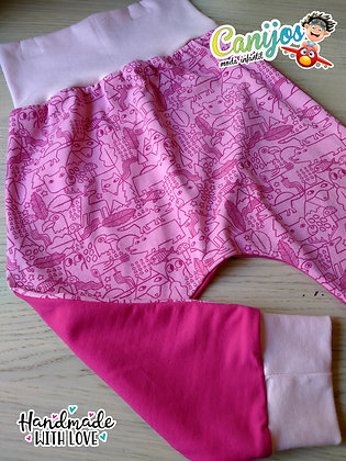 PANTALONES. Estampados Mix