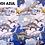 Thumbnail: PACK GORRO REVERSIBLE + BRAGA. Estampados Animales