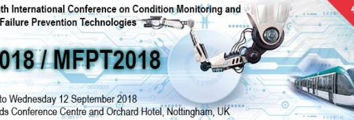 Пятнадцатая международная конференция по мониторингу состояния и технологиям предотвращения отказов