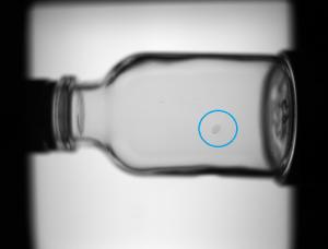 Детектирование дефектов на бутылках