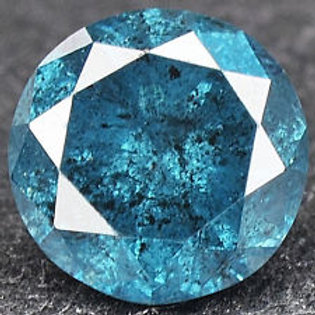 Very Beautiful Blue Diamond