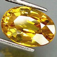 Yellow Sapphire Gem