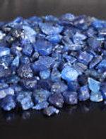 Natural Uncut Blue Sapphire