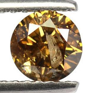 Certified Chocolat Brown Diamond