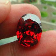 Pomegranate Red Sapphire