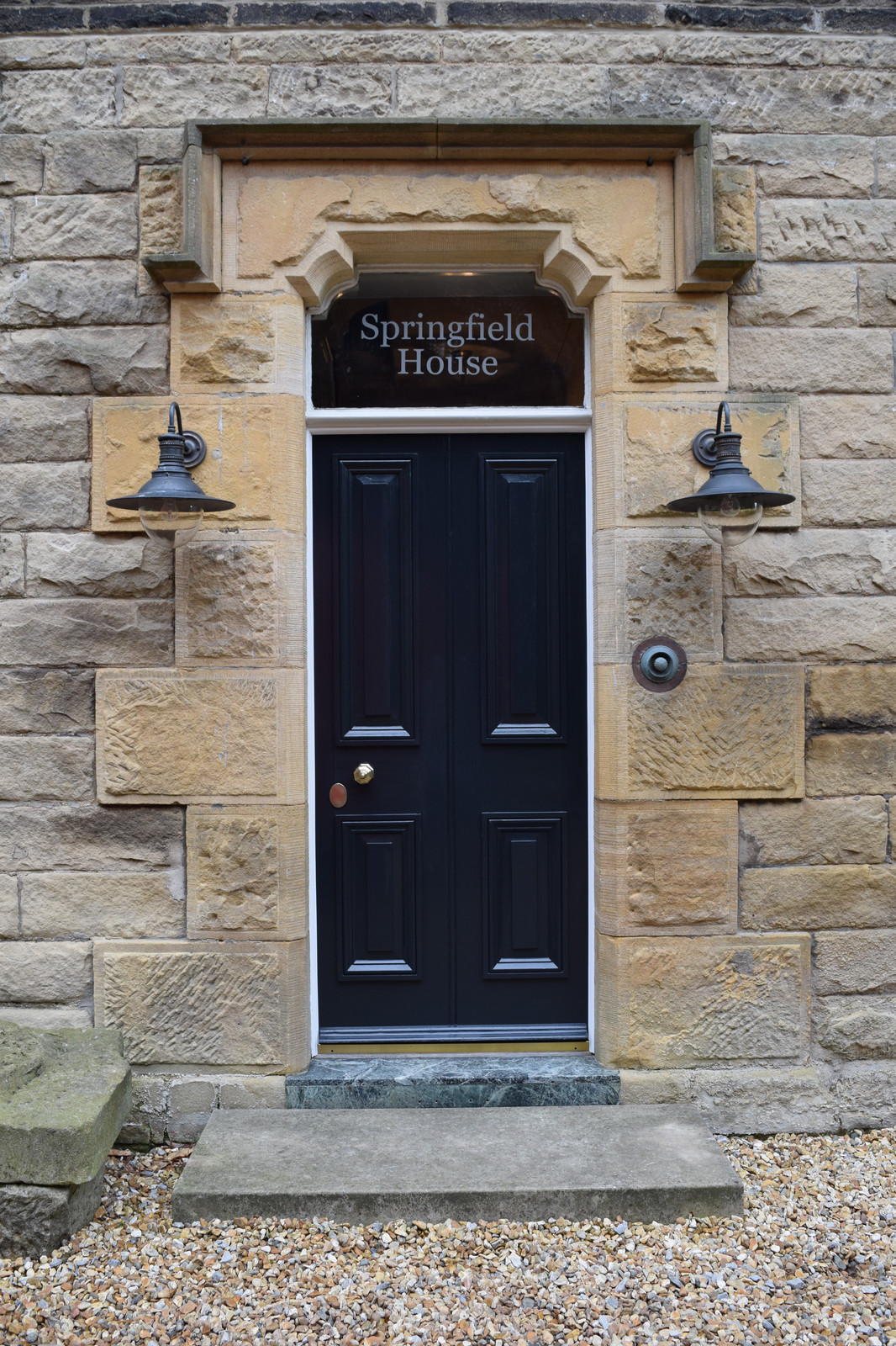 Restoration Projects And Front Door Adoptions