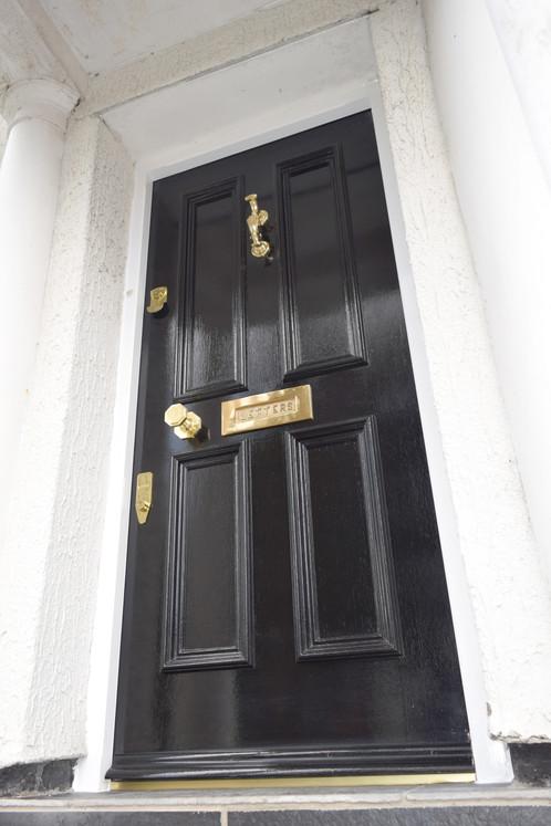 Front Door Furniture Package Victorian