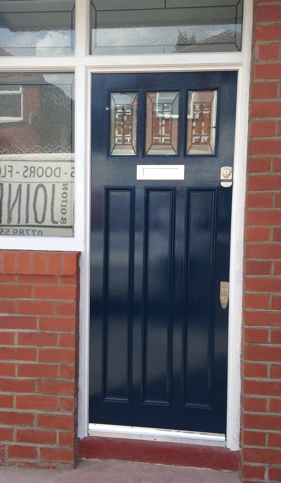 Grand 30s 1930s Style Wooden Front Doors Youll Love