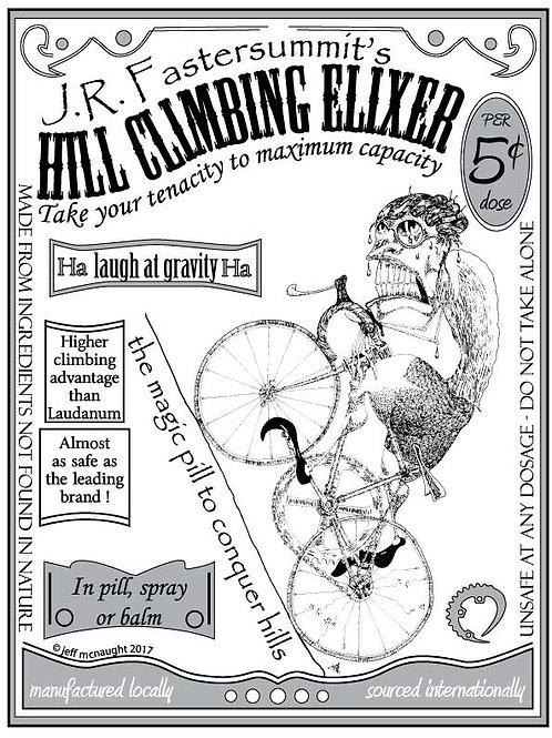 Hill Climbing Elixer T-Shirt
