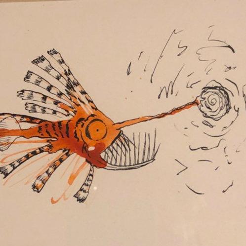 Selentropic Angler
