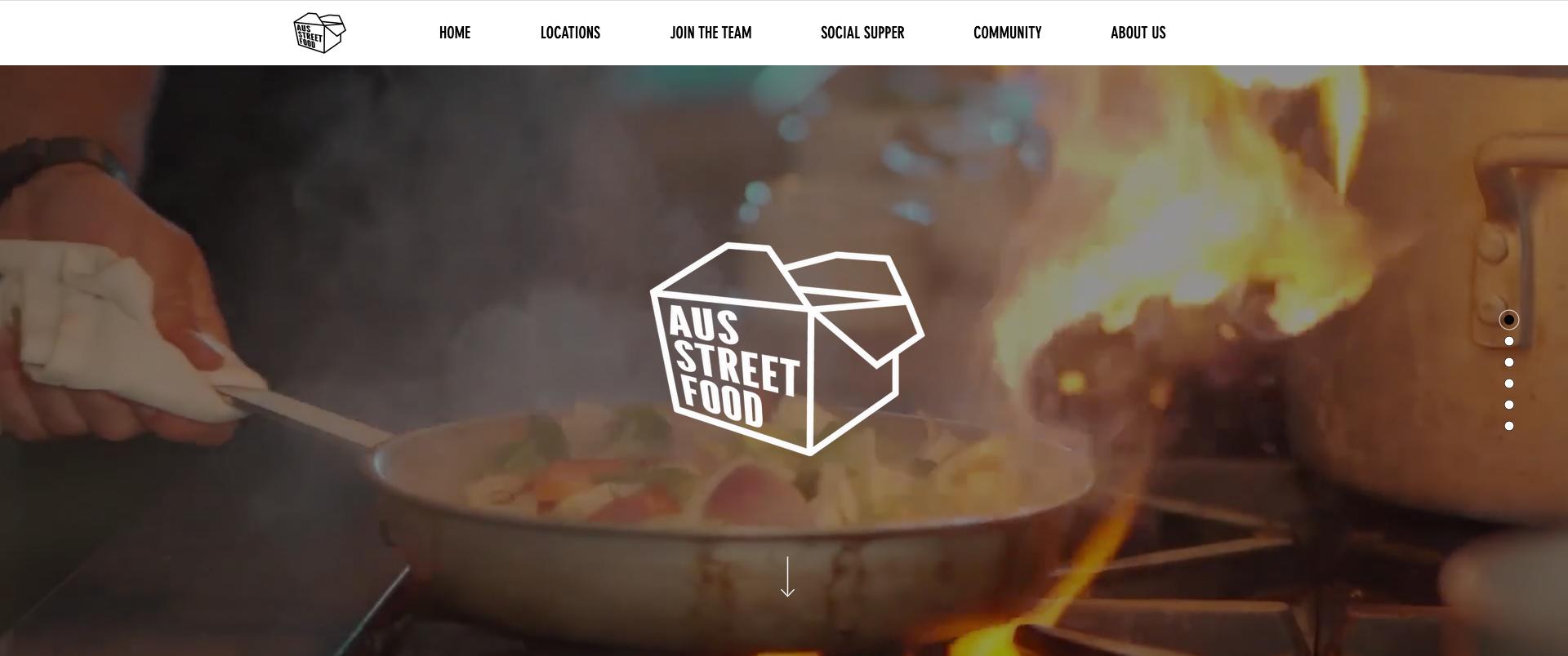 HOME | ausstreetfood
