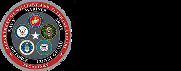 NCDMVA Secretary Seal - Horizontal Acron