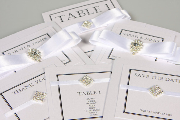 Amour Wedding Stationery Collection