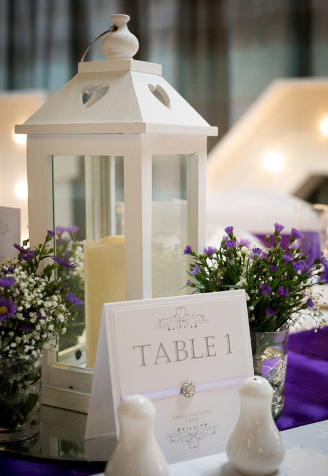 Romance Table Number (2)