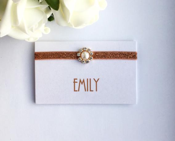 Love Wedding Place Card