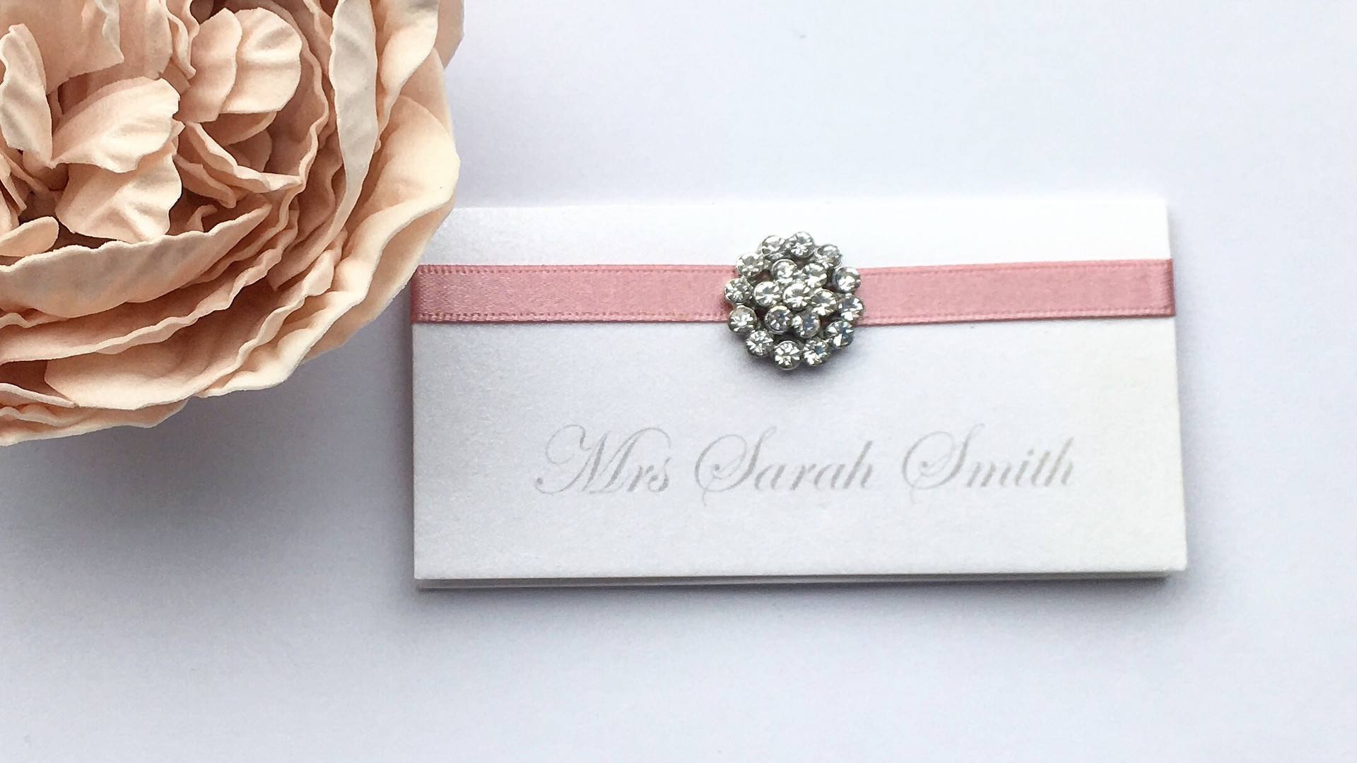 Elegance Place Card