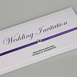 Pure Wedding Invitation