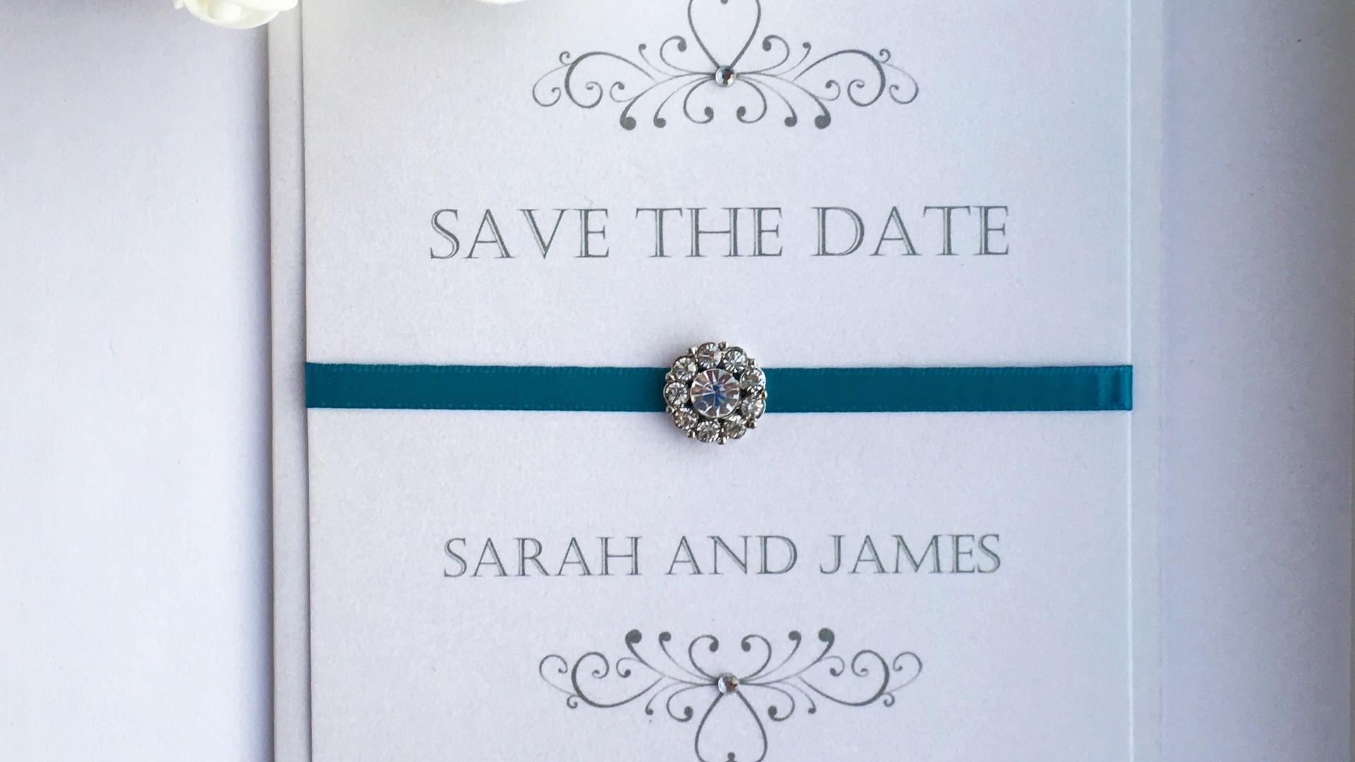 Romance Save the Date