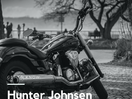 Get to know: Hunter Johnsen