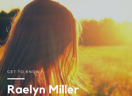 Get to know: Raelyn Miller