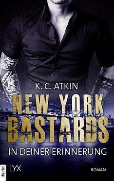 New York Bastards - In deiner Erinnerung_Cover