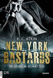 New York Bastards - In deinem Schatten_Cover