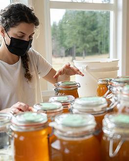 vancouver island honey farm
