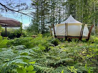 smith lake farm glamping accommodation