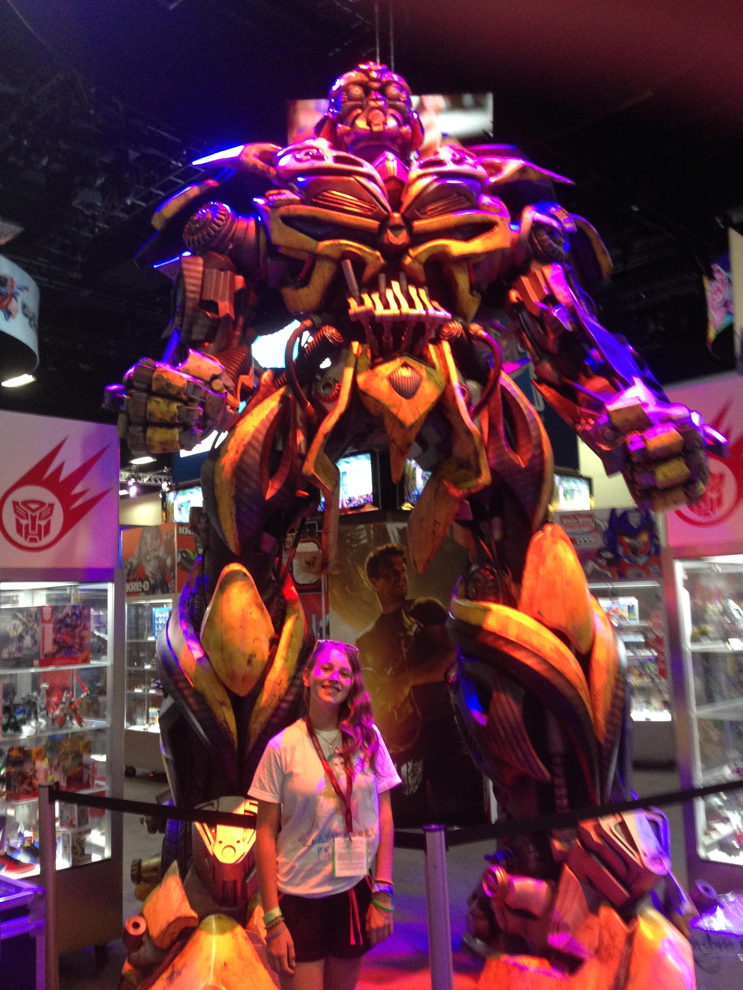 Comic Con 14