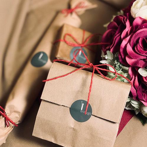 循環再用環保化妝棉禮品裝 Cotton pads gift set