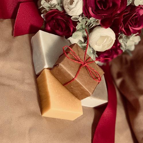 天然香皂禮品裝 Soap gift set