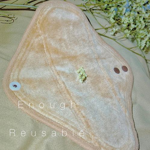 有機棉衛生棉 Organic Pads ( 一套1片SET: 36cm)