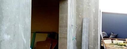 Обшивка наружных стен