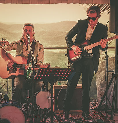 Wedding Music Productions in Byron Bay, Coffs Harbour, Port Macquarie, Newcastle, Gold Coast, Brisbane, Sunshine Coast.  Acoustic Guitar, Saxophone, Wedding Singer.  Solo, Duo, Trio, Band and DJ.