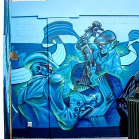 Deep Ellum Blues Alley Project 2021