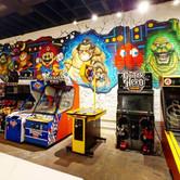 Select Start Bar & Arcade