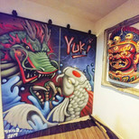 Custom Dragon Doors