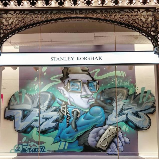 Stanley Korshak 2019