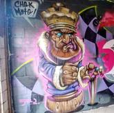 Chess Piece Mural 2019