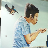 Commericial Mural