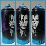 Custom Spray Cans