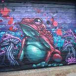Deep Ellum Mural