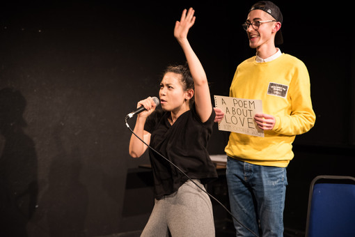 Love Songs at Camden People's Theatre, 2017