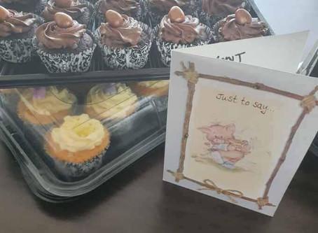 Cake Donations
