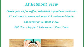 Coffee Morning 2 August 18