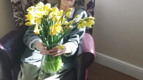 Donations of flowers