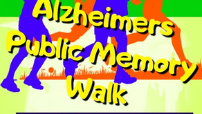 Memory Walk 12th October 19