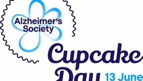 Alzheimer's Cupcake Day 13.06.19
