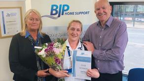 Employee of the Year Winner - Sue Rye