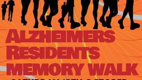 Residents Memory Walk